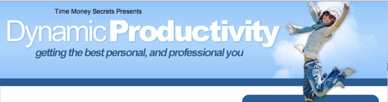 Guide to Dynamic Productivity